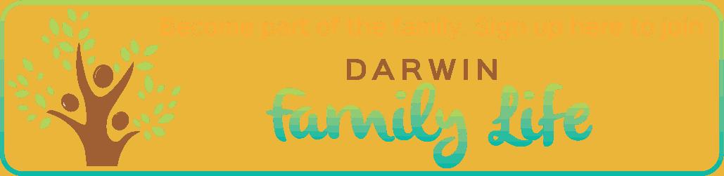 Darwin Family Life