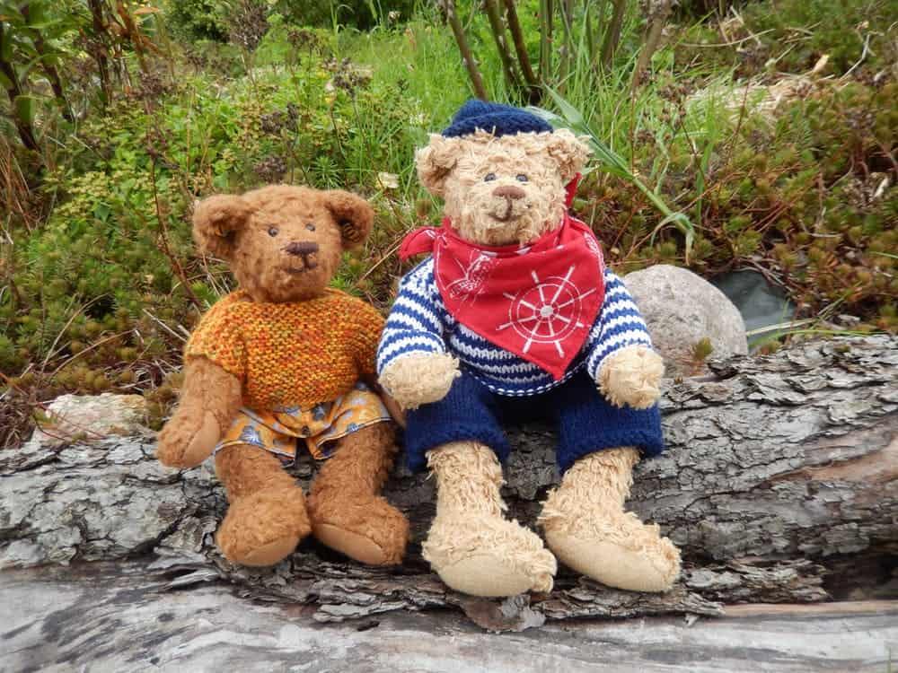 Bear Teddy Bears Toys Friends