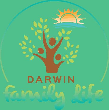 Darwin family life logo