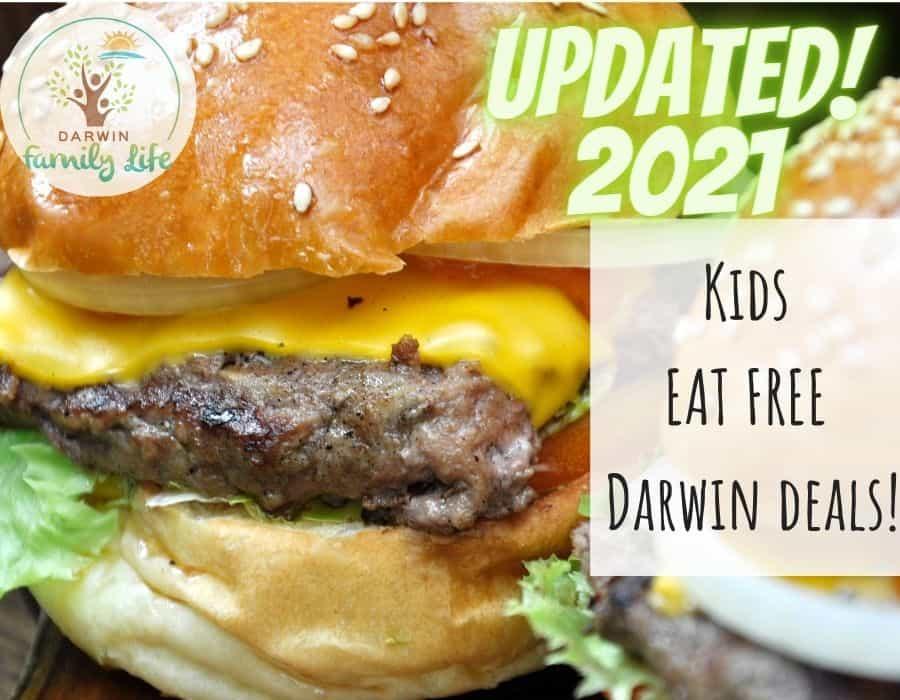 kids eat free Darwin