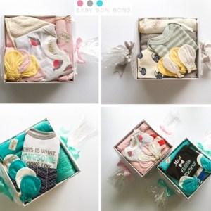 Baby bon bons gift box