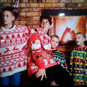 awkward santa photos casuarina