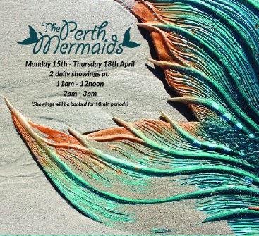 Perth Mermaids at Territory Wildlife park