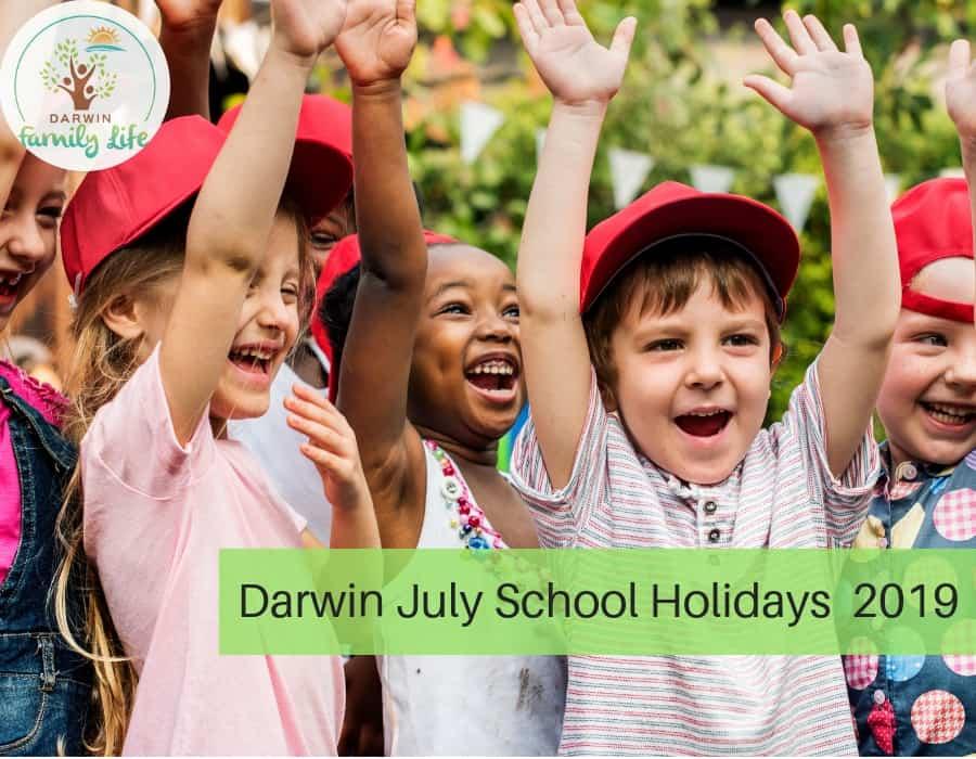 Darwin July School holidays 2019