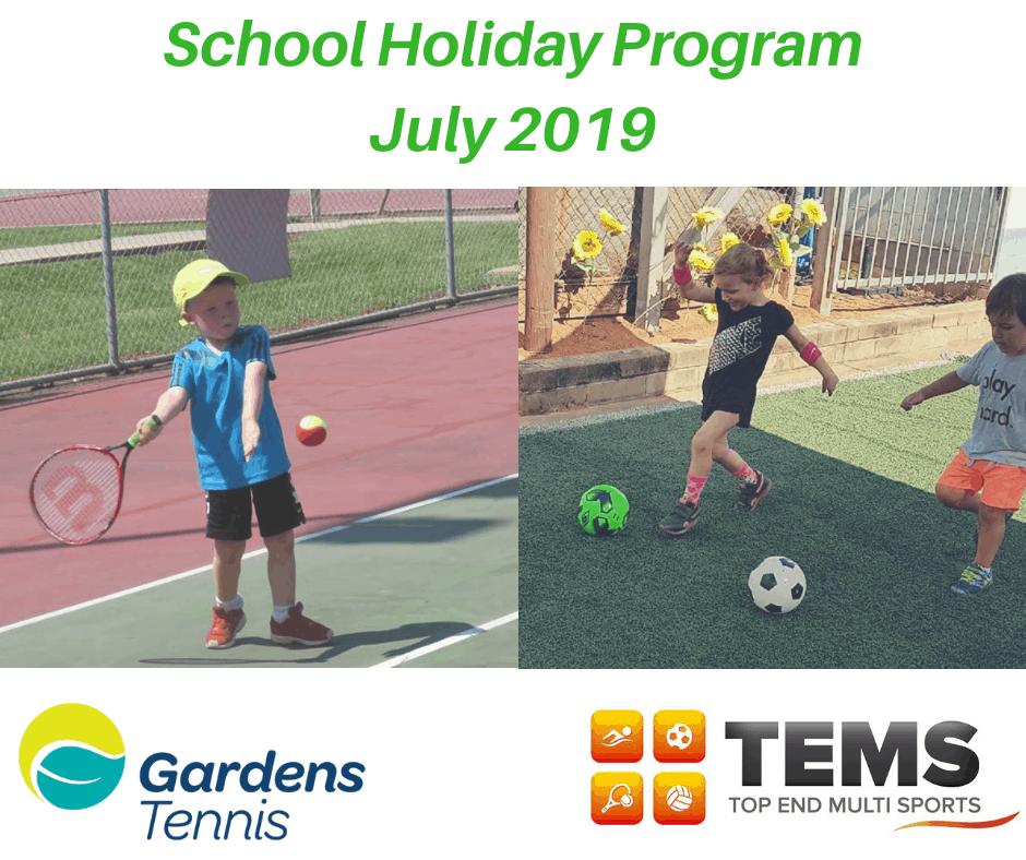 TEMS holiday program
