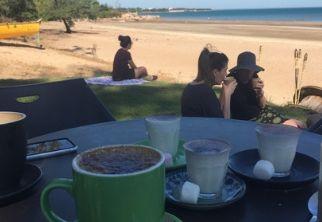 child friendly cafe in Darwin