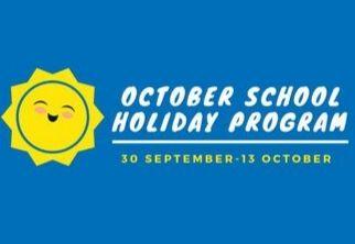library holiday program