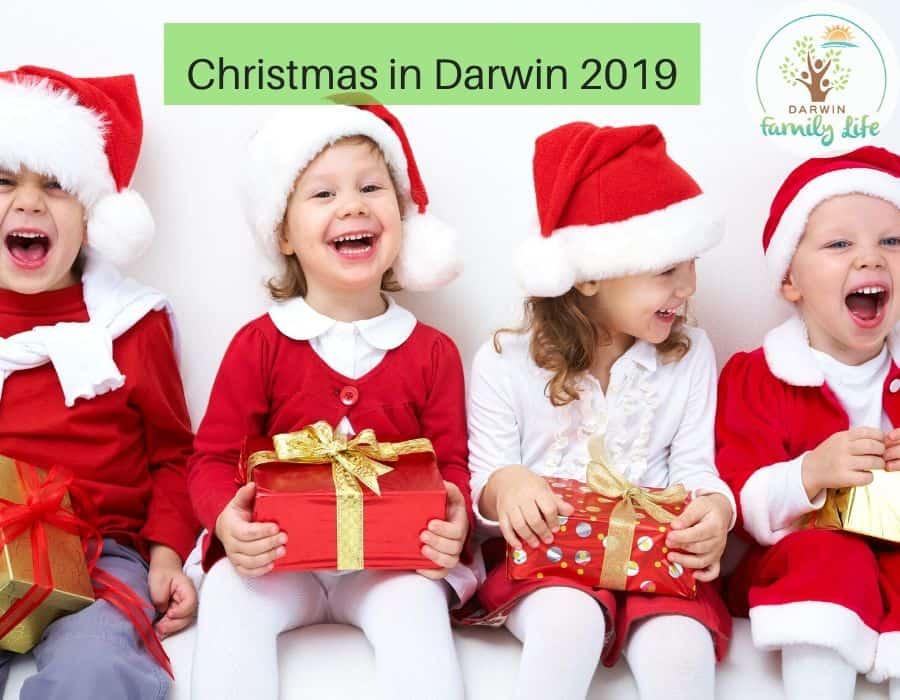 christmas in Darwin 2019