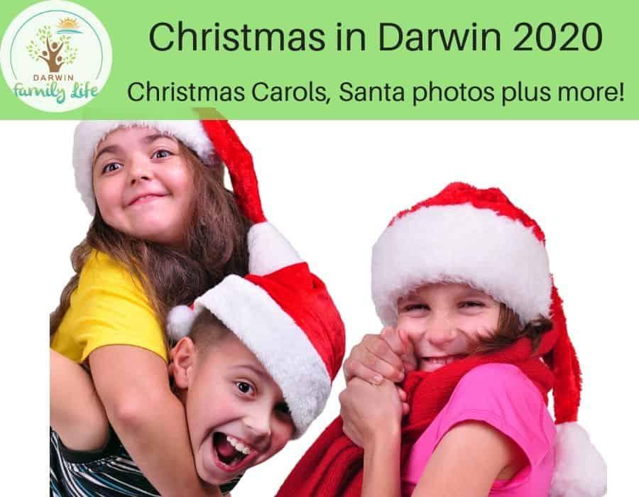 Christmas in Darwin 2020